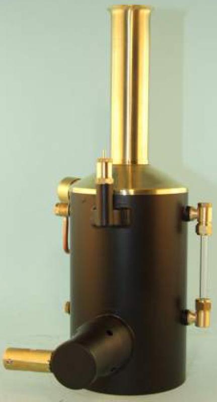 Miniature Steam 3 inch Vertical Boiler