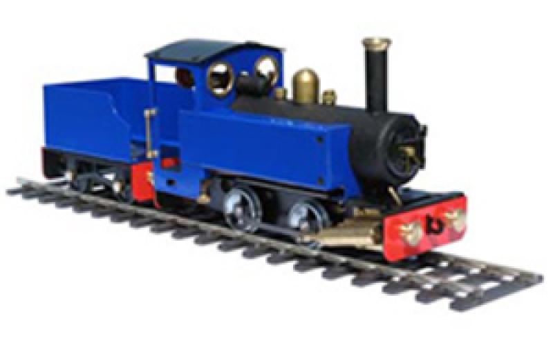 Mark III Locomotive Live Steam Train