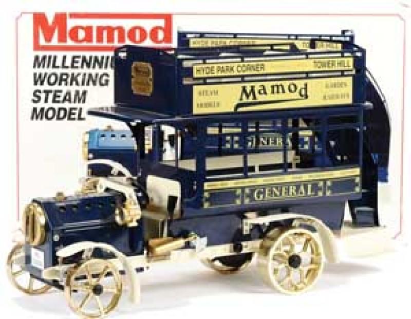 Mamod Limited Edition 2000