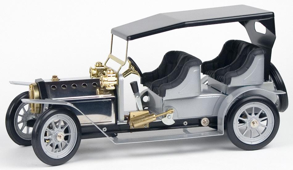 Silver Four-Seater Limousine SA1L