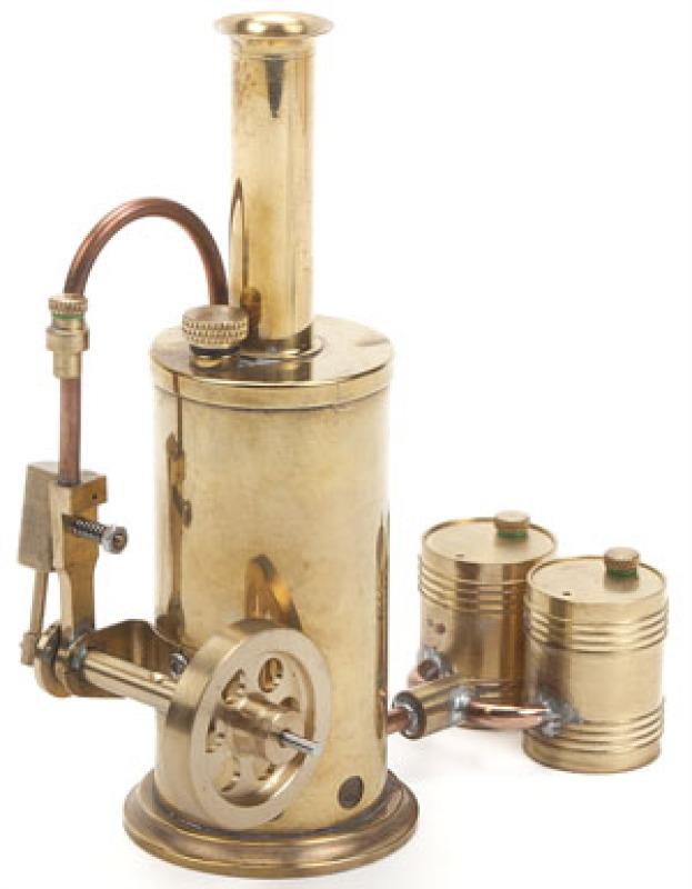 Micro Steam Engine