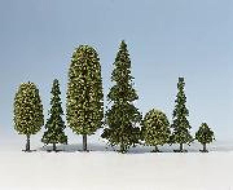 """Mixed Forest 10 Trees 1.6""""-3.9"""""""