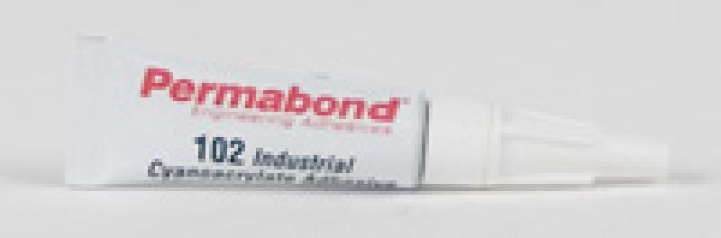 Glue .10 oz tube Permabond Rubber Belts