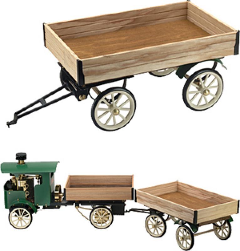 Wilesco A 325 Wagon for D 320