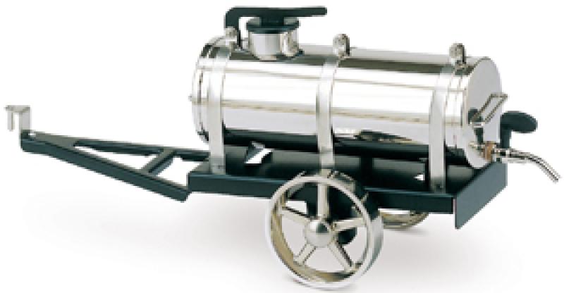 Water-Cart Black-Nickel