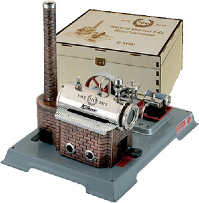 Wilesco D10/100 Anniversary 100 Years Engine