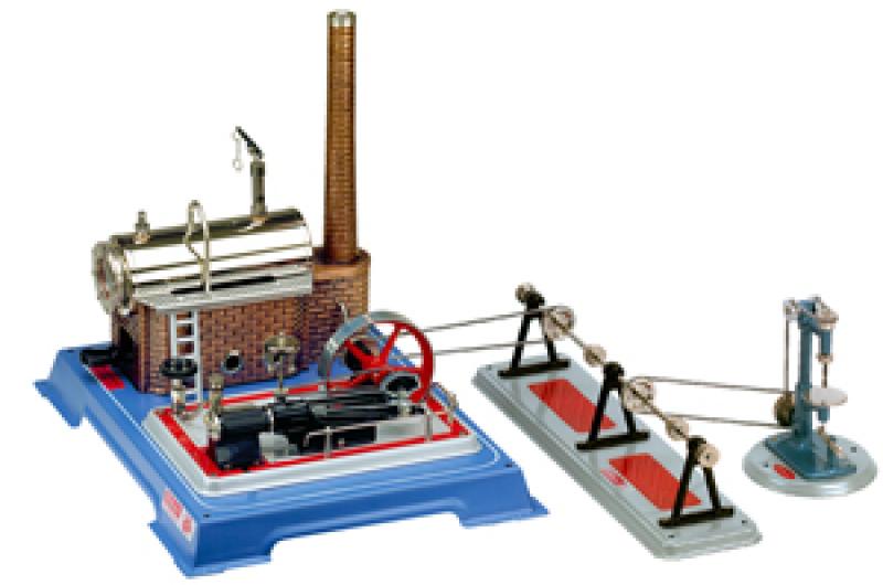 Wilesco D16 Steam Engine Super Saver Set