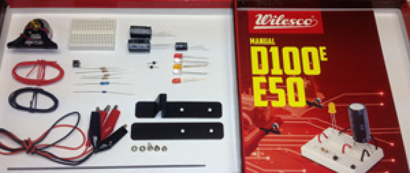 Wilesco Science Project for Steam Engines