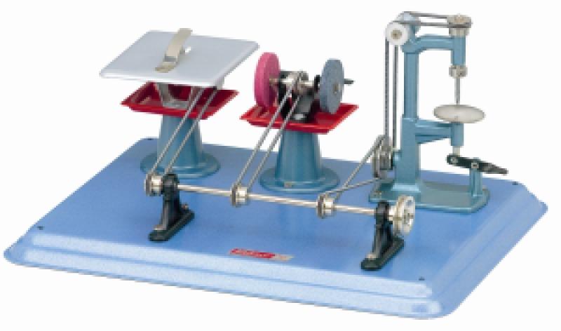 M56 Model Plate - Workshop