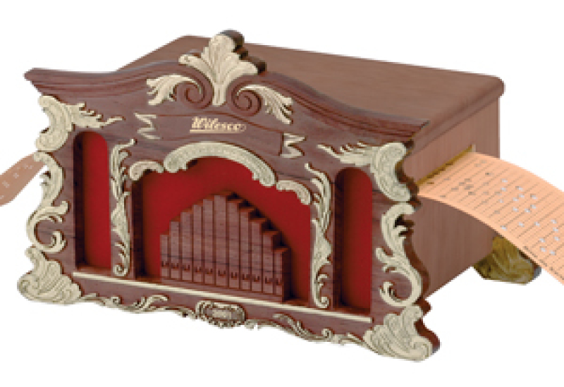 M99 Barrel Organ