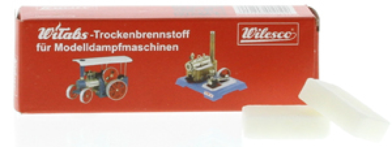 One Box of Witab Fuel (7 grams ea. tablet)