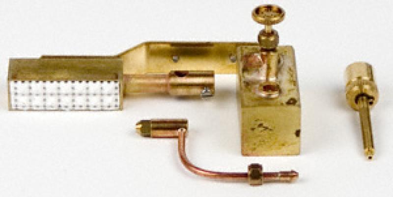 BIX 27S - D.R. Mercer Butane Burner