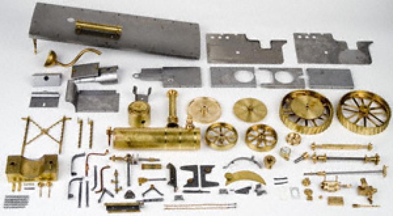 D.R. Mercer Showman's Engine Self Assembly Kit