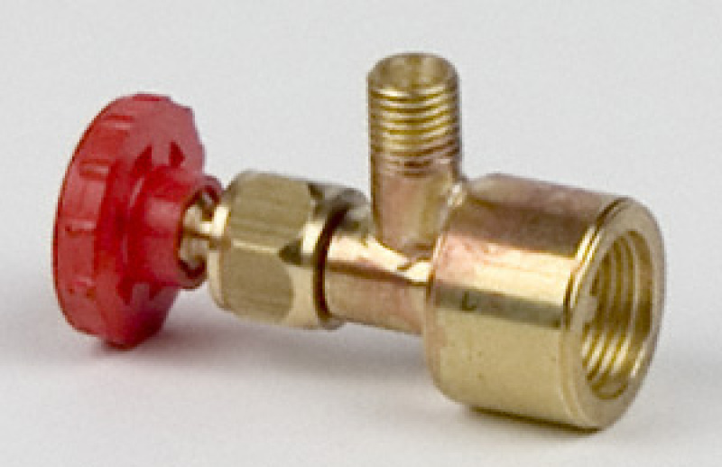 Gas Valve for Disposable Tank