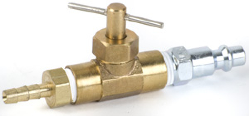 Air Compressor Valve - 1/4 inch male connector