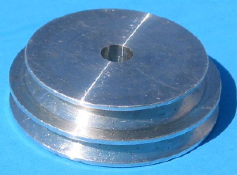 Pulley, 2 step 1 3/8' diameter.