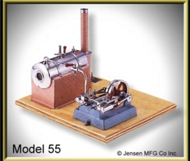 Jensen #55 Twin engine