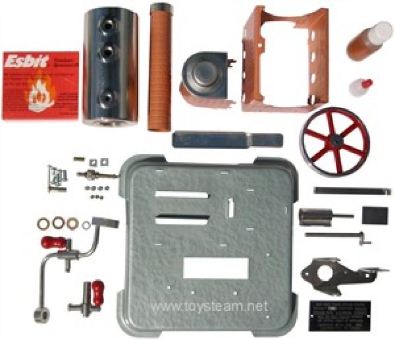 Jensen Steam Engine Model 76 Kit