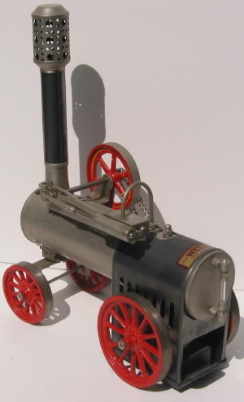 Weeden Traction Engine