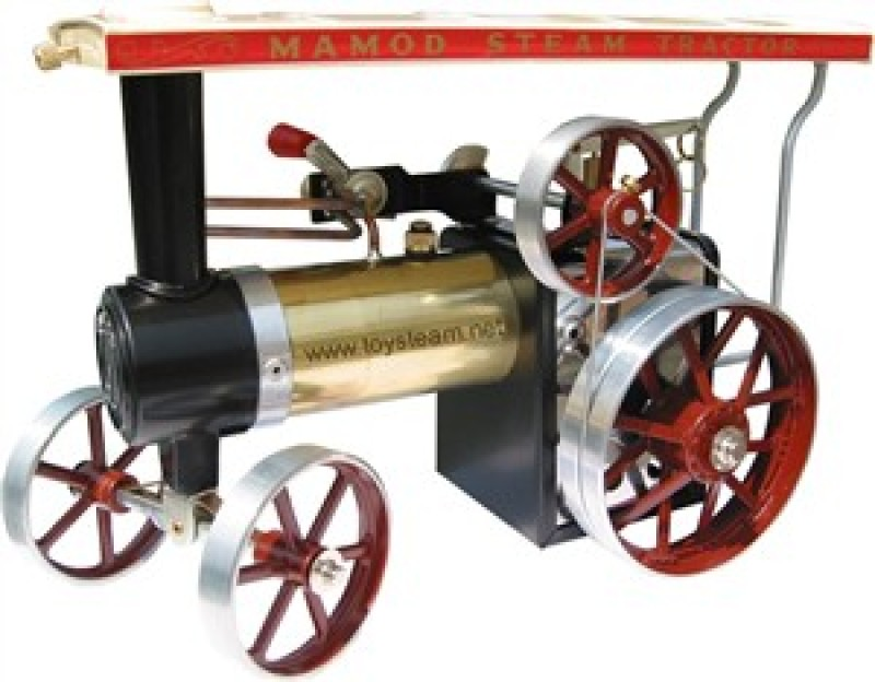 Brass Traction Engine TEAB
