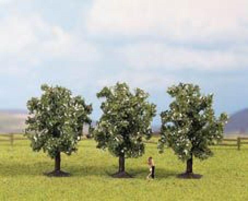 3 Fruit Trees White Z Scale