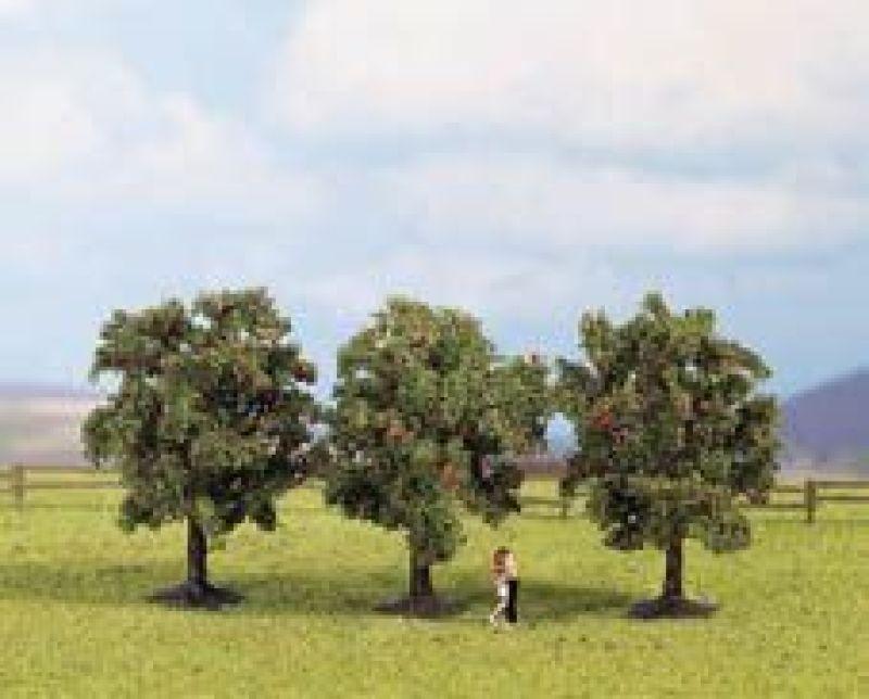 3 Fruit Trees Apples Z Scale