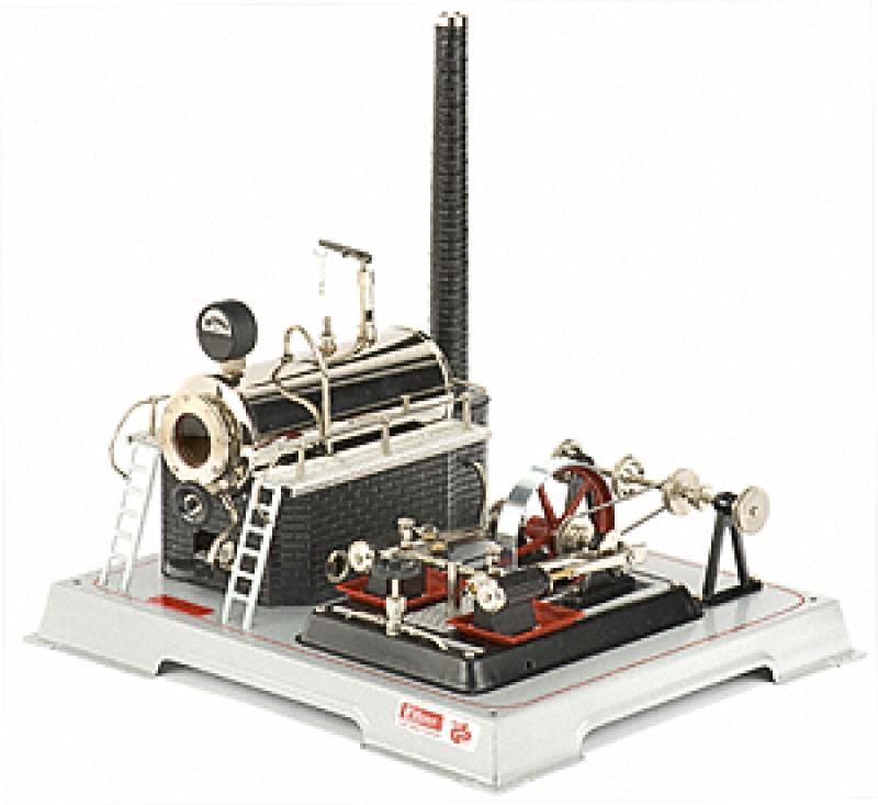 Wilesco D22 Steam Engine