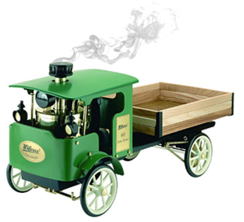 Wilesco D320 Steam Lorry