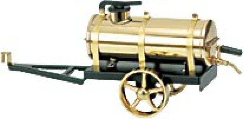 Water-Cart Black-Brass