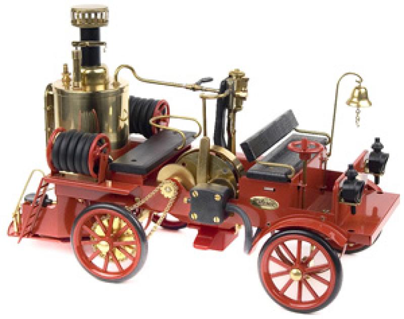 Wilesco D305 Steam Driven Fire Engine