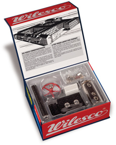 Wilesco D 100E (w/D5) kit with Science Project