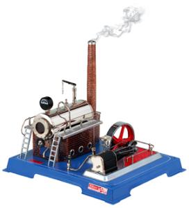 Wilesco D20 Steam Engine