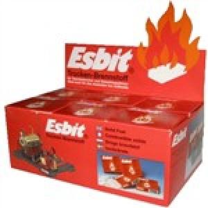 One Box of Esbit Fuel (4 grams ea. tablet)