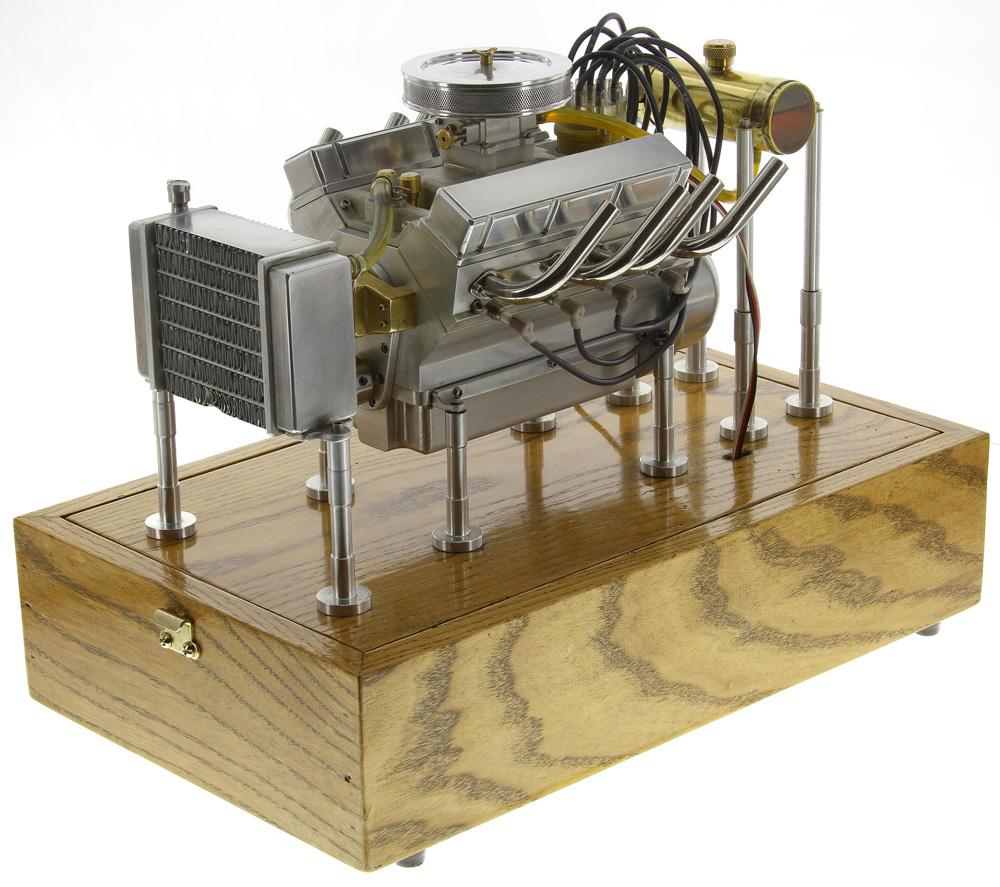 V8-Model-Engine-Plans