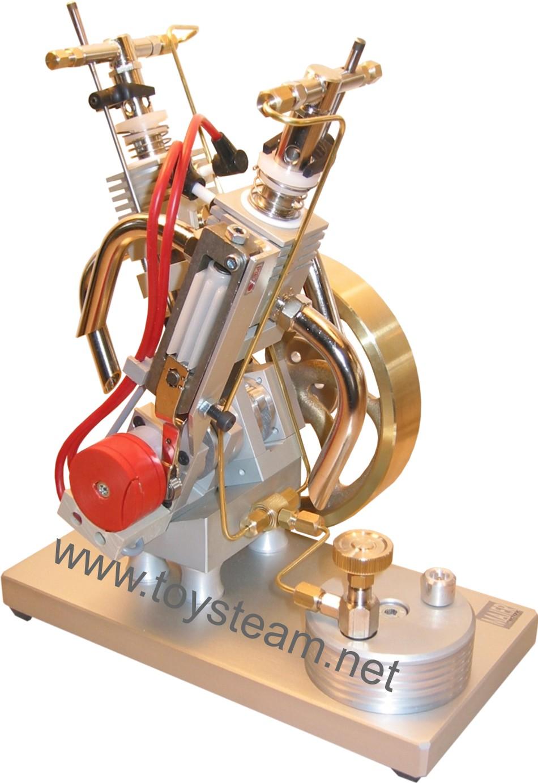 Piezo Ignition Engines