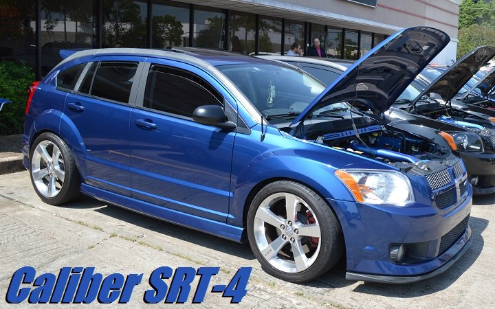 08-09 Dodge Caliber SRT-4: Modern Performance