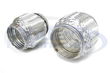 Vibrant Stainless Steel Flex Pipe