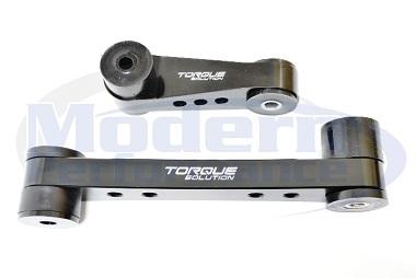 Torque Solution TS-DNSRT-123 Aluminum Engine Mount Kit Billet Dodge Neon SRT-4 2003-05