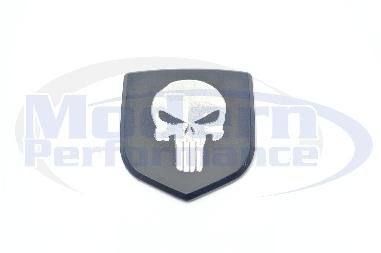 Punisher Cnc Machined Front Badge 03 05 Neon Srt 4 Emblems