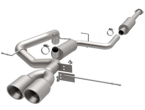 magnaflow exhaust 2013 ford focus st exhaust systems. Black Bedroom Furniture Sets. Home Design Ideas