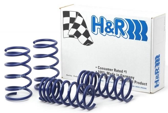H/&R Springs Sport Spring Kit For Ford 13-18 Focus ST
