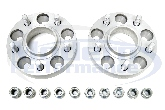 H&R TRAK+ DRM Wheel Spacers, 07-12 Caliber
