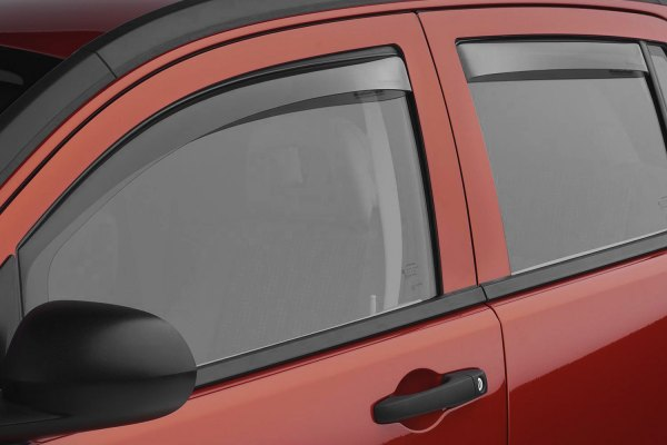 WeatherTech Window Visors, 07-12 Caliber / SRT-4