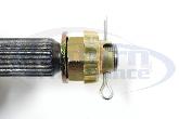 Axle Nut Kit, 95-05 Neon / 01-10 PT Cruiser