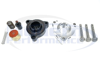MPx & Go Fast Bits Diverter Valve Pkg, 2012+ Fiat 500 Abarth / 2013-16 Dart 1.4L / 2015+ Renegade 1.4L