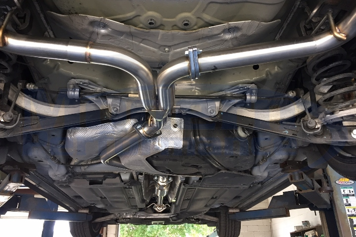 Mpx Dual Exit Exhaust System W No Mufflers 201316 Dart Systems Downpipes Store Name: 2013 Dodge Dart Exhaust System At Woreks.co