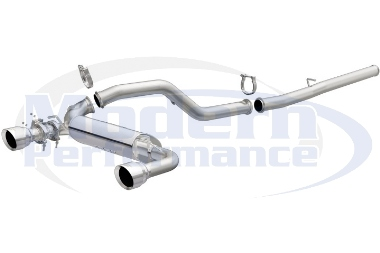 MagnaFlow Competition Series Exhaust System, 2016+ Focus ...