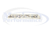 """Mopar OEM """"SRT-4"""" Trunk Nameplate, 03-05 Neon SRT-4"""