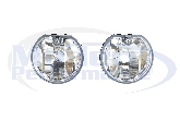 DEPO Replacement Fog Lights, 95-99 Neon