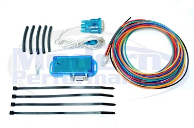 N2MB WOT Box, Plug & Play Harness, and Shift Light Package, 03-05 Neon SRT-4
